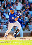 2 July 2005: Aramis Ramirez, All-Star third baseman for the Chicago Cubs, at bat against the Washington Nationals. The Nationals defeated the Cubs 4-2 in front of 40,488 at Wrigley Field in Chicago, IL. Mandatory Photo Credit: Ed Wolfstein
