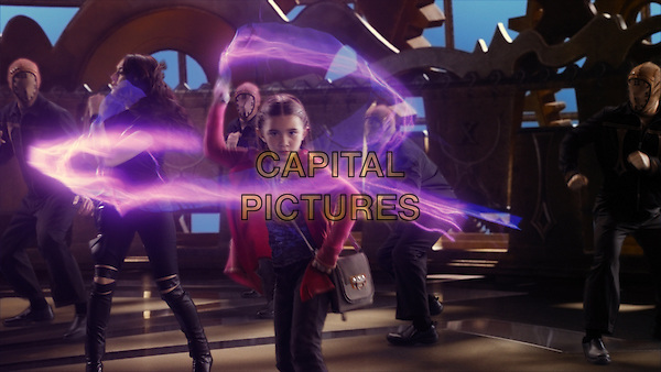 Spy Kids: All the Time in the World in 4D (2011) <br /> Rowan Blanchard<br /> *Filmstill - Editorial Use Only*<br /> CAP/KFS<br /> Image supplied by Capital Pictures