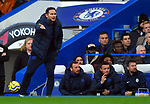 Chelsea Manager Frank Lampard during the Premier League match at Stamford Bridge, London. Picture date: 30th November 2019. Picture credit should read: Robin Parker/Sportimage