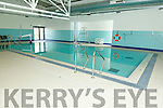 Pictures of the Hydro Pool at the new Sports Complex at I T Tralee