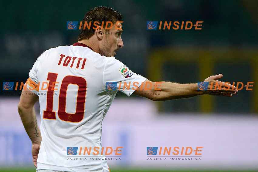 Francesco Totti Roma<br /> Milano 25-04-2015 Stadio Giuseppe Meazza - Football Calcio Serie A Inter - Roma. Foto Giuseppe Celeste / Insidefoto