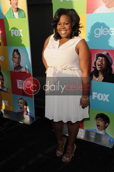 Amber Riley<br /> at the  'Glee' Academy Event, Henry Fonda Theater, Hollywood, CA. 07-27-10<br /> David Edwards/DailyCeleb.com 818-249-4998