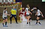 21. Spieltag - HSG Bensheim/Auerbach v Vulkan-Ladies Koblenz/Weibern