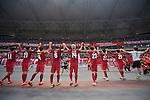 Shanghai SIPG (CHN) vs Muangthong United (THA) during the AFC Champions League 2016 Third qualifying round at Shanghai Stadium on 08 February 2016 in Shanghai, China. Photo by Marcio Machado/Power Sport Images