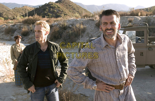 HENRI LUBATTI & ODED FEHR.in Sleeper Cell: American Terror  .**Editorial Use Only**.CAP/FB.Supplied by Capital Pictures