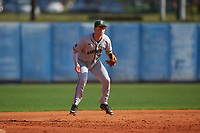 Dartmouth Big Green third baseman Steffen Torgersen (29) during a game against the Bradley Braves on March 21, 2019 at Chain of Lakes Stadium in Winter Haven, Florida.  Bradley defeated Dartmouth 6-3.  (Mike Janes/Four Seam Images)