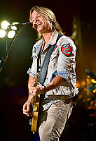 09 June 2018 - Nashville, Tennessee - Keith Urban. 2018 CMA Music Fest Nightly Concert held at Nissan Stadium.  <br /> CAP/ADM/LF<br /> &copy;LF/ADM/Capital Pictures