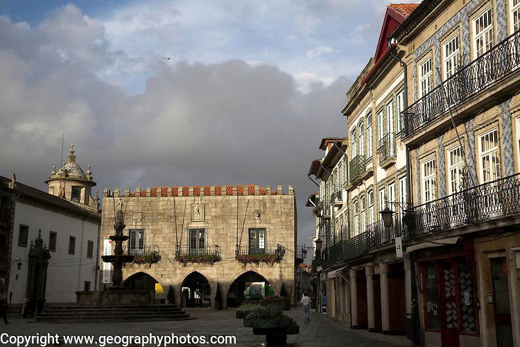 Praca da República, Viana do Castelo, Portugal