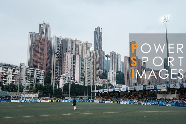 Citi All Stars vs Wallsend Boys Club during the Masters of the HKFC Citi Soccer Sevens on 21 May 2016 in the Hong Kong Footbal Club, Hong Kong, China. Photo by Lim Weixiang / Power Sport Images