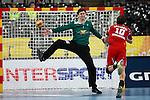Landin vs Harsanyi. DENMARK vs HUNGARY: 28-26 - Quarterfinal.