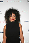 HBO Boardwalk Empire Actress Margot Bingham Attends New York Special Screening of Lionsgate and Codeblack Films' ADDICTED Held at Regal Union Square