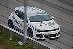 Aaron Mason - AWM/Warranty Direct Racing Volkswagen Scirocco R