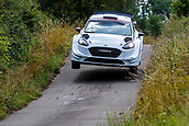 2019 Valtteri Bottas Tests WRC Rally in Germany Aug 13th