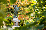 BJ 9.12.17 Campus Scenic 8344.JPG by Barbara Johnston/University of Notre Dame