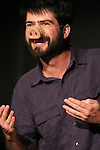 """Anthony Oberbeck Presents """"I Am the Horizon"""" Sketchfest NYC, 2011"""