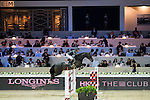 Philippe Rozier on Unpulsion de la Hart competes during the Airbus Trophy at the Longines Masters of Hong Kong on 20 February 2016 at the Asia World Expo in Hong Kong, China. Photo by Victor Fraile / Power Sport Images