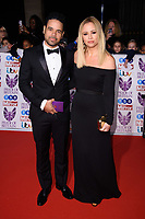 Kimberley Walsh &amp; Justin Scott at the Pride of Britain Awards 2017 at the Grosvenor House Hotel, London, UK. <br /> 30 October  2017<br /> Picture: Steve Vas/Featureflash/SilverHub 0208 004 5359 sales@silverhubmedia.com