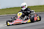 NELSON, NEW ZEALAND - May 30:  Kartsport Nelson 2015 Sunbelt Championship. Redwood Track, Richmond, 30 May 2015 in Nelson, New Zealand. (Photo by: Chris Symes Shuttersport Limited)
