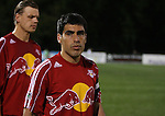31 March 2007: New York's Claudio Reyna. Major League Soccer's Houston Dynamo defeated the New York Red Bulls 2-1 in a preseason game at Blackbaud Stadium on Daniel Island in Charleston, SC, as part of the Carolina Challenge Cup.