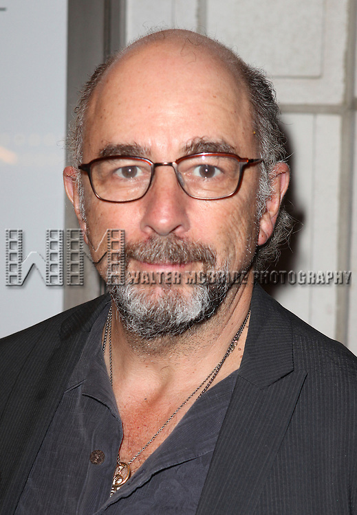 Richard Schiff attending the Broadway Opening Night Performance of 'An Enemy of the People' at the Samuel J. Friedman Theatre in New York. Sept. 27, 2012