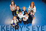 """Energy savers not energy raiders"" Ardfert NS won National Primary ONE GOOD IDEA The Sustainable Energy Authority Of Ireland competition held in Dublin Castle on Thursday. Pictured with their awards are  front Sarah Botingham, middle l-r Gary O,Riordan, Tierna O'Sullivan, Timmy Mcelligott, Back l-r 3rd class Teacher Marie O'Connell, Craoi Horgan, Adam McDonagh and Principal Betty Stack"
