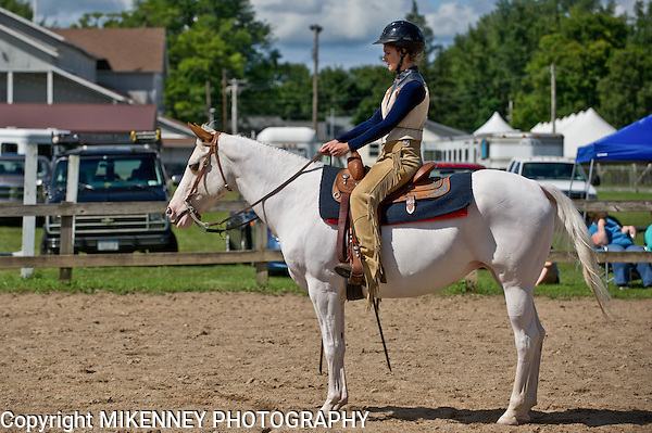 Triple C Horse Show, August 2013 at Wayne County Fairgrounds, Palmyra NY
