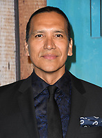"10 January 2019 - Hollywood, California - Michael Greyeyes. ""True Detective"" third season premiere held at Directors Guild of America. Photo Credit: Birdie Thompson/AdMedia"
