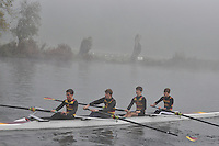 004 SHP .Reading Rowing Club Small Boats Head 2011. Tilehurst to Caversham 3,300m downstream. Sunday 16.10.2011