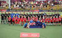 190127 Men's Hockey - NZ Black Sticks v Netherlands