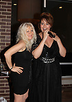 One Life To Live's Ilene Kristen and As The World Turns' Lauren B. Martin - Karaoke - Sing It For Autism - 13th Annual Daytime Stars and Strikes for Autism on April 22, 2016 at The Residence Inn Secaucus Meadowland, Secaucus, NJ. April is Autism Awareness Month - Make a Difference This Spring. (Photo by Sue Coflin/Max Photos)