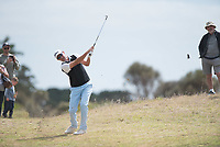 Aaron Townsend (AUS) during the final round of the VIC Open, 13th Beech, Barwon Heads, Victoria, Australia. 09/02/2019.<br /> Picture Anthony Powter / Golffile.ie<br /> <br /> All photo usage must carry mandatory copyright credit (© Golffile | Anthony Powter)