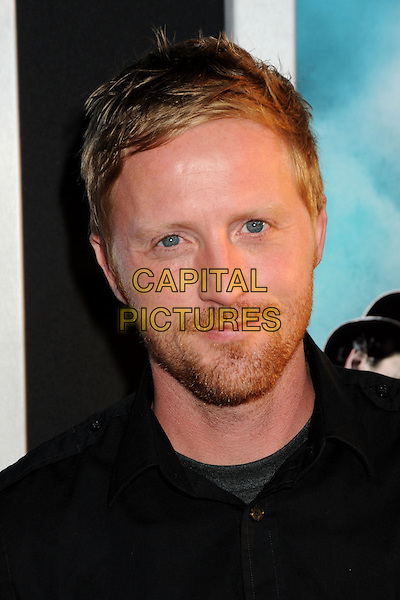 "PRESTON ACUFF.""Jonah Hex"" Los Angeles Premiere held at Arclight Cinemas Cinerama Dome, Hollywood, California, USA..June 17th, 2010.headshot portrait black beard facial hair.CAP/ADM/BP.©Byron Purvis/AdMedia/Capital Pictures."