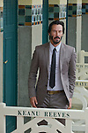 Actor Keanu Reeves is seen during the 41st Deauville American Film Festival on September 4, 2015 in Deauville, France