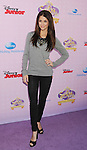 """BURBANK, CA - NOVEMBER 10: Samantha Harris arrives at the Disney Channel's Premiere Party For """"Sofia The First: Once Upon A Princess"""" at the Walt Disney Studios on November 10, 2012 in Burbank, California."""