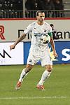 Dennis Diekmeier (Nr.18, SV Sandhausen) am Ball