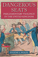 BNPS.co.uk (01202 558833)<br /> Pic: AmberleyBooks/BNPS<br /> <br /> PICTURED: Historian Eugene Wolfe has charted the history of discord in British politics over the past 400 years in his new book, Parliamentary Violence in the United Kingdom.<br /> <br /> These full-blooded political skirmishes of a bygone age make today's Brexit infused disorder in the Commons seem almost tame by comparison.<br /> <br /> He has listed over 800 incidents were tensions have got out of hand, with some leading to sword duels between MPs and brawls on the floor.<br /> <br /> One former prime minister, William Pitt, even challenged a political rival to a gun duel on Putney Heath.