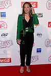 "Photocall at Theatre Artery Coliseum ""Grease, the musical"" to present to Julio Iglesias Junior as new lead singer of the function. In the picture: Tamara Falco (Alterphotos/Marta Gonzalez)"