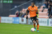Wesley Fonguck Of Barnet during Barnet vs Stockport County, Emirates FA Cup Football at the Hive Stadium on 2nd December 2018