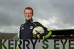 Johnny Buckley at the Kerry Senior Football Team Media day at Fitzgerald Stadium on Saturday.