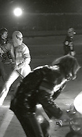 Ready for a night time pit stop during the 1983 24 Hours of Daytona , Daytona Internationa Speedway, Daytona Beach, FL, February 1-2, 1983.  (Photo by Brian Cleary / www.bcpix.com)