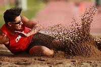 Atletismo 2017 4to Nacional velocidad Salto