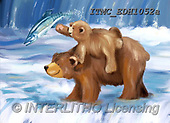 Marcello, CUTE ANIMALS, LUSTIGE TIERE, ANIMALITOS DIVERTIDOS, paintings+++++,ITMCEDH1052A,#AC#, EVERYDAY ,brown bears