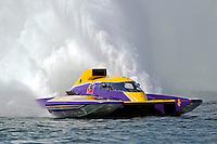 "Eric Langevin, GP-12 ""Long Shot"" (Grand Prix Hydroplane(s)"