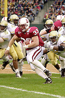 Casey Moore during Stanford's loss to Georgia Tech in the Seattle Bowl on December 27, 2001 in Seattle, WA.<br />Photo credit mandatory: Gonzalesphoto.com