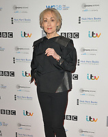 LONDON, ENGLAND - JANUARY 13: Paula Wilcox at the Writers' Guild of Great Britain Awards 2020, Royal College of Physicians, St Andrews Place, Regent Park on Monday 13 January 2020 in London, England, UK. <br /> CAP/CAN<br /> ©CAN/Capital Pictures
