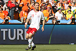 14 JUN 2010: Dennis Rommedahl (DEN). The Netherlands National Team defeated the Denmark National Team 2-0 at Soccer City Stadium in Johannesburg, South Africa in a 2010 FIFA World Cup Group E match.