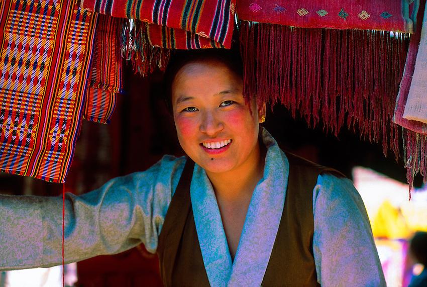 Sunday Market, Thimphu, Bhutan