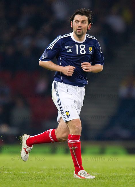 Paul Hartley, Scotland
