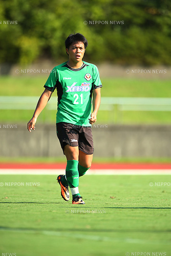 Daisuke Takagi (Verdy),<br /> SEPTEMBER 12, 2013 - Football / Soccer :<br /> Friendly match between Tokyo Verdy 2-1 Western Sydney Wanderers at Tama City Athletic Stadium in Tokyo, Japan. (Photo by Kenzaburo Matsuoka/AFLO)