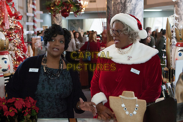 Anna Maria Horsford, Tyler Perry<br /> in Tyler Perry's A Madea Christmas (2013)<br /> *Filmstill - Editorial Use Only*<br /> CAP/FB<br /> Image supplied by Capital Pictures
